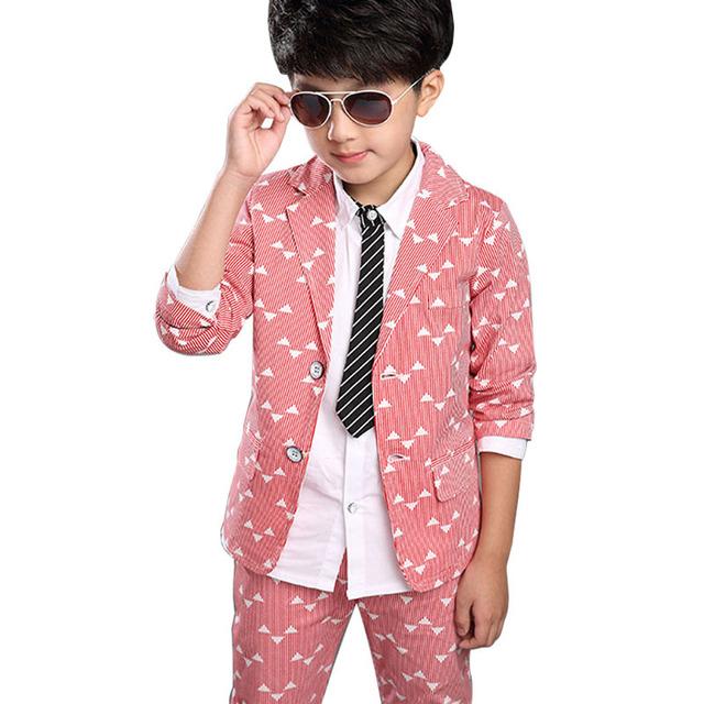 2016 новый малыш формальные костюмы мальчика пиджак костюм детей мальчик пиджак 3 ...