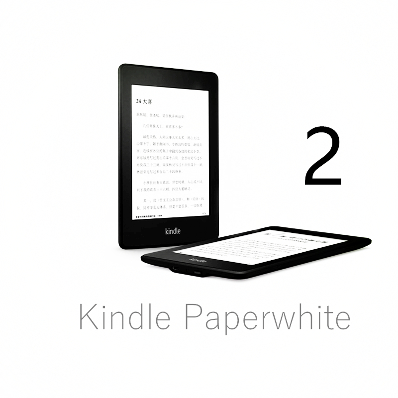 kindle paperwhite 2 second generation built in light wifi. Black Bedroom Furniture Sets. Home Design Ideas