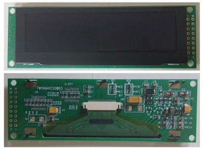 3.12 inch 16PIN SPI White OLED Module 5V SSD1322 Drive IC 256*64(China (Mainland))