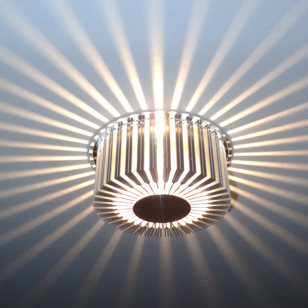 Led deckenleuchte cristal inspirierendes for Led deckenleuchte modern