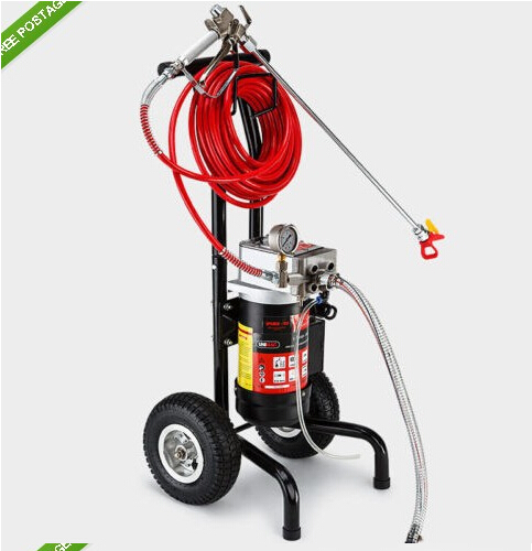 new 210bar 3045 psi electric airless paint sprayer spray. Black Bedroom Furniture Sets. Home Design Ideas