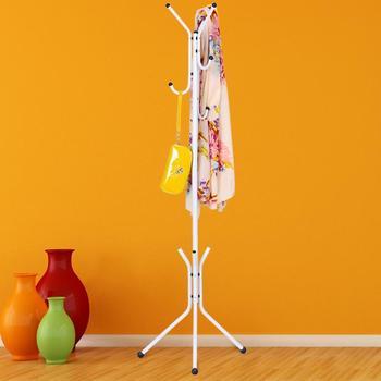 wrought iron coat rack hanger creative fashion bedroom for hanging clothes shelves, wrought iron racks standing coat rack