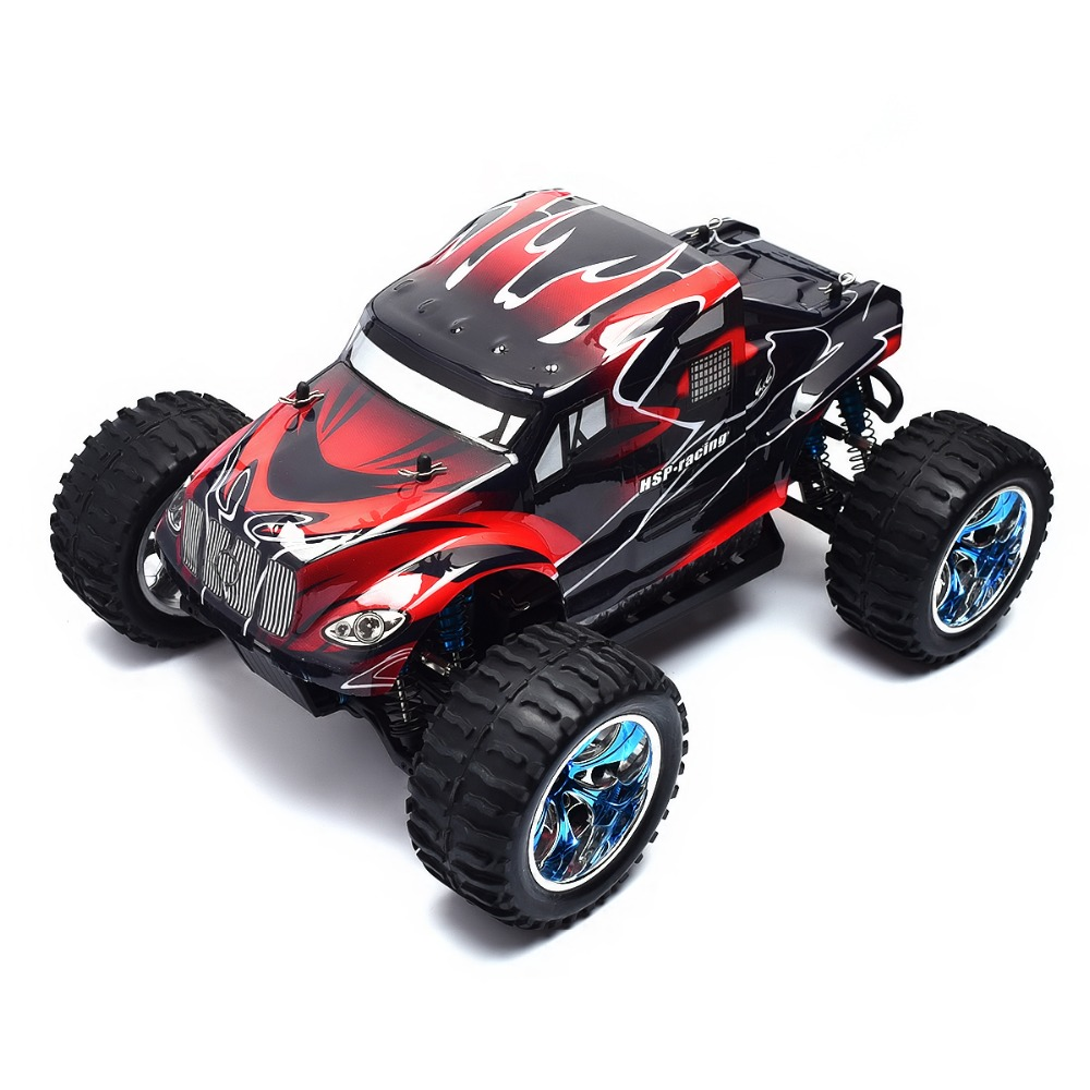 Rc 4 Car : Hsp rc car scale wd electric power remote control