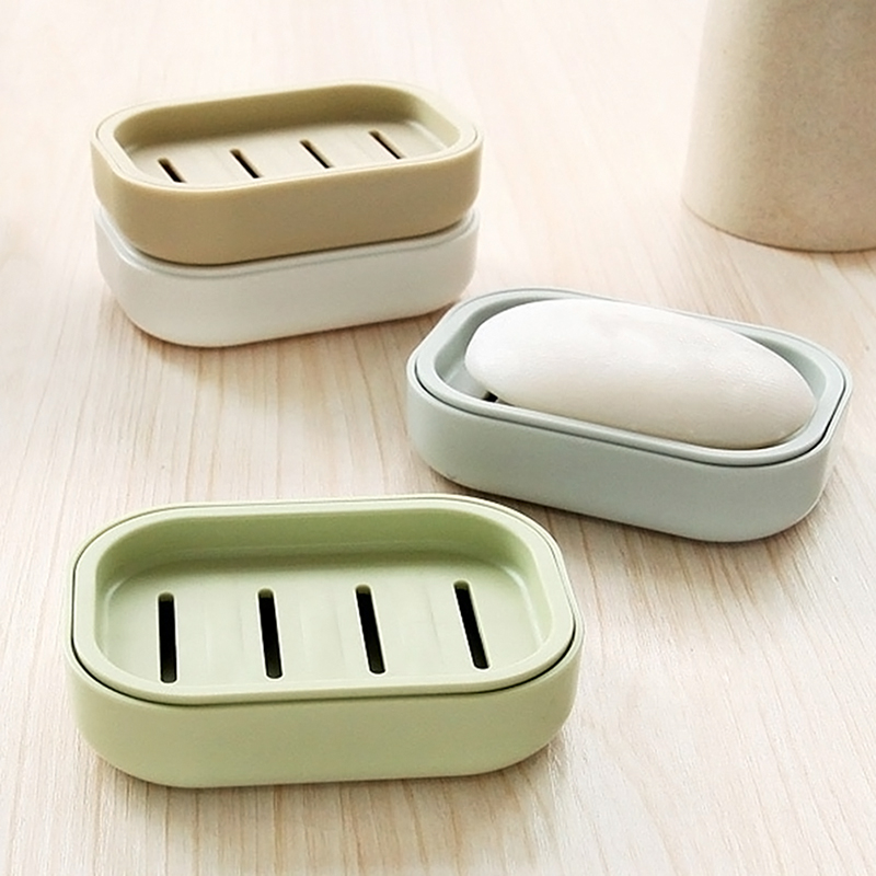 EZLIFE Plastic Bathroom Soap Holder Case Colorful Water Draining Soap Holder  Case Box Drainer Soap Stand. Online Buy Wholesale plastic soap stand from China plastic soap
