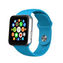 Neue Blau MTK 2502C Bluetooth 4,0 Smart Uhr Kamera Sport Fitness Handgelenk Drahtlose Telefon E-mail Facebook SMS Für Android iphone(China (Mainland))