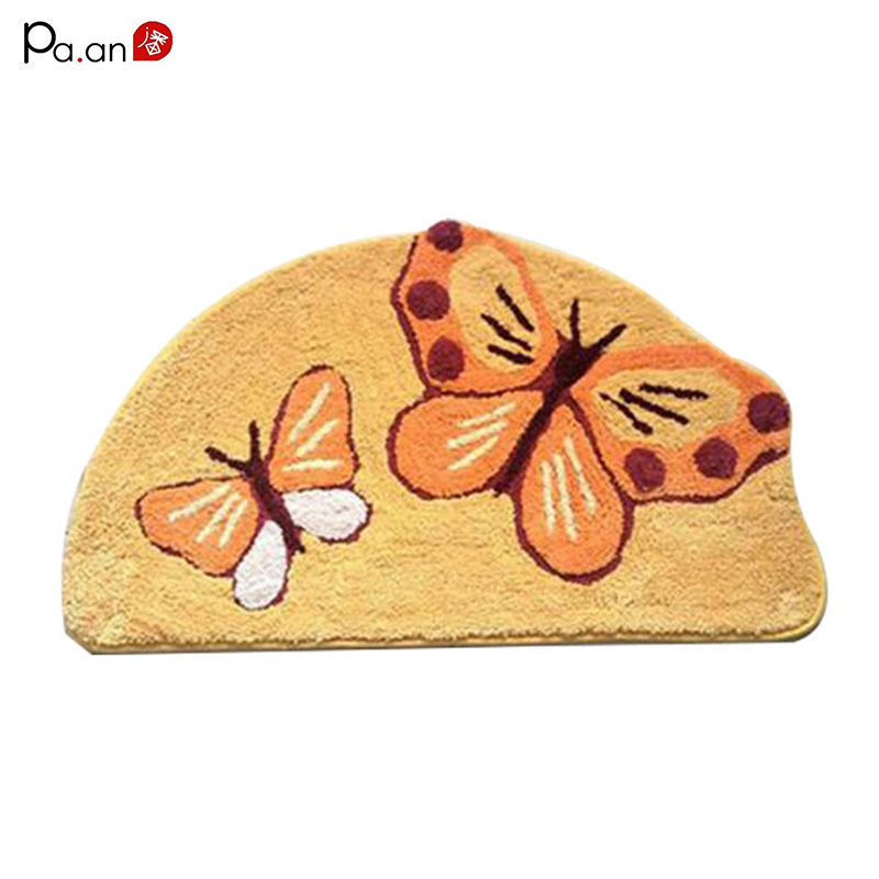 butterfly bathroom rug reviews shopping butterfly