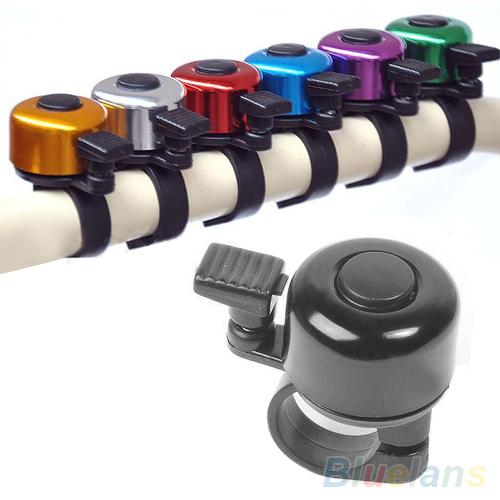 Гаджет  2014 New Safety Metal Ring Handlebar Bell Loud Sound for Bike Cycling bicycle bell horn None Спорт и развлечения