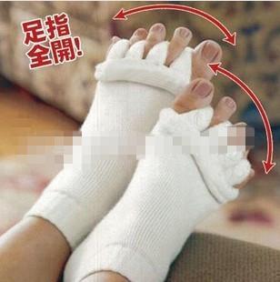 2015 New Toe Socks Indoor Massage Toe / Wuzhi Socks / Cotton Socks Terry Socks Wholesale(China (Mainland))