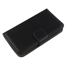 Buy LINGWUZHE Wallet Style Cell Phone Genuine Leather Case Elephone P9000 Lite 5.5'' for $8.95 in AliExpress store
