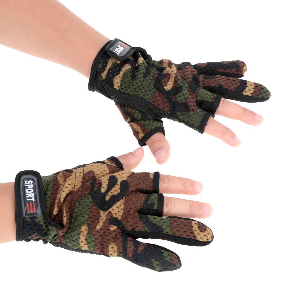 перчатка на палец для рыбалки