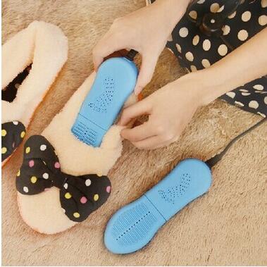 送料無料a ペア の 2紫外線靴乾燥機乾燥装置用靴殺菌脱臭