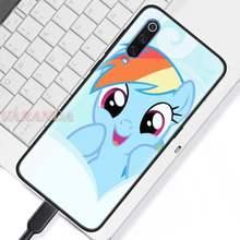 Мягкий чехол My Little Pony friendly для Redmi Note 7 5 6 Pro Redmi 7 7A K20 6 Pro 6A 5 Plus 4X S2 Y3 GO силиконовый чехол(China)