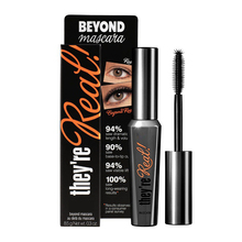 New Professional They're Real Beyond Mascara eyelashes Waterproof Thick Lengthening Makeup Eyelashes Black Mascara Brand