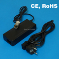 36V 2A Lithium ion battery Charger Ouput 42v 2a charger Used for 36v 8ah 10ah 12ah