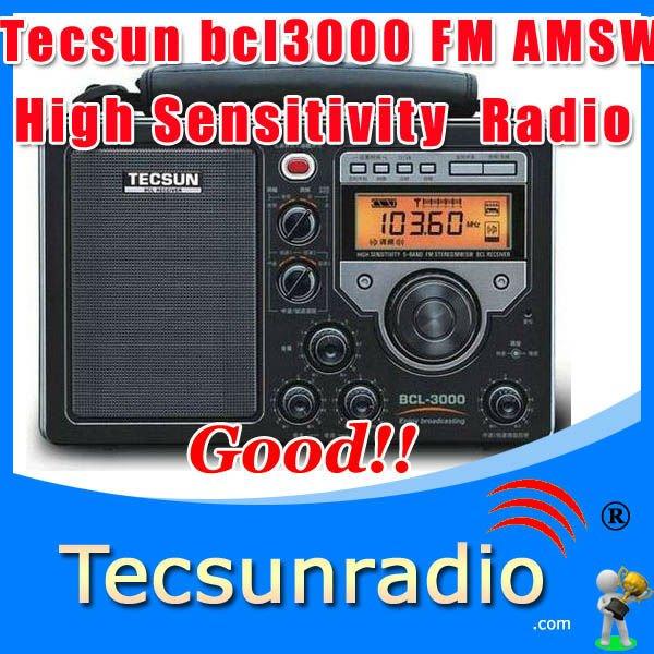 Wholesal Tecsun BCL3000 FM