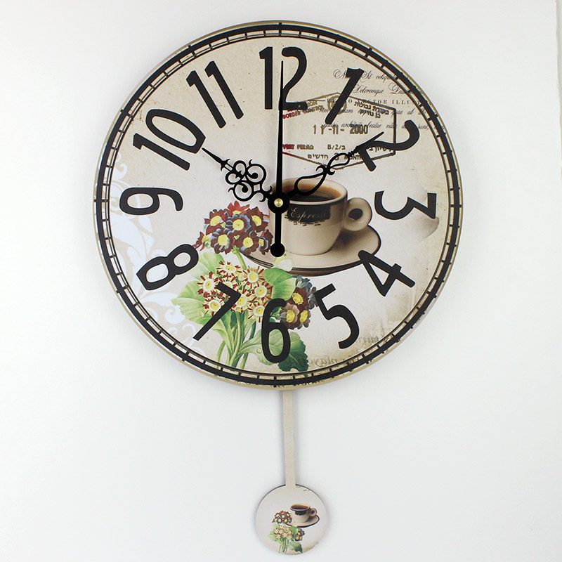 Buy kitchen wall clock modern design - Modern clocks for kitchen ...