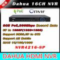 Dahua NVR 8ch 16 ch 32CH 1U Network Video Recorder NVR4208 8P NVR4216 8P NVR4232 8P