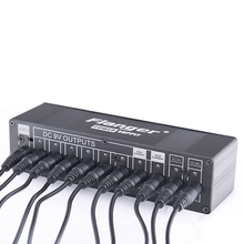 Buy Guitar Effect Pedal Power Supply DC 9V 12V 18V Outputs for $44.94 in AliExpress store