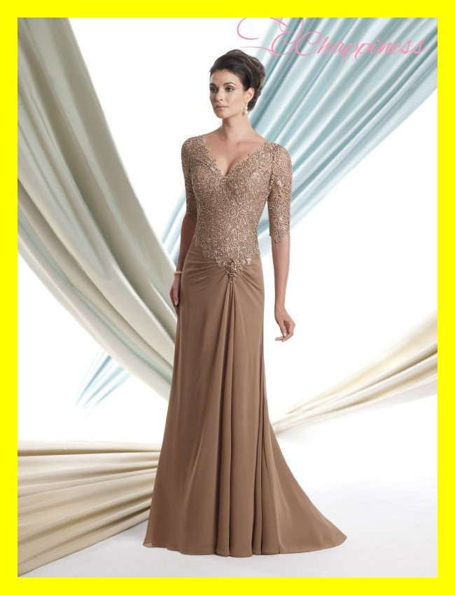 Winter mother of the bride dresses casual tea length for Dresses for mother of the bride winter wedding