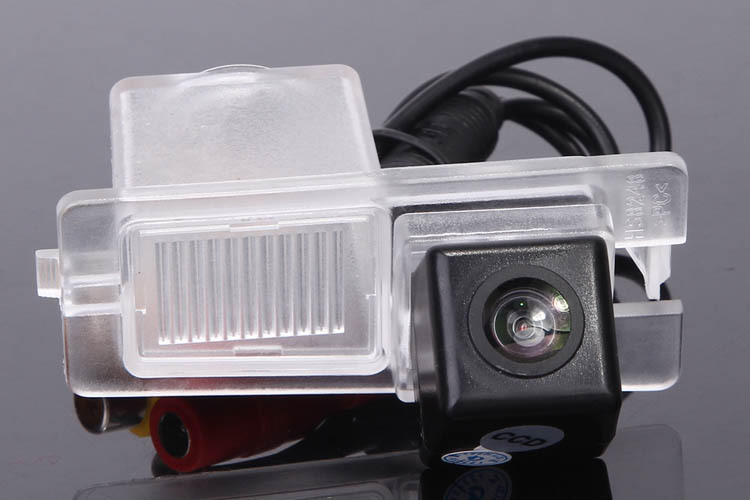 CCD Car Reverse Camera for Ssangyong Rexton Kyron Backup Rear Review Reversing Parking Kit Waterproof NightVision Free Shipping(China (Mainland))
