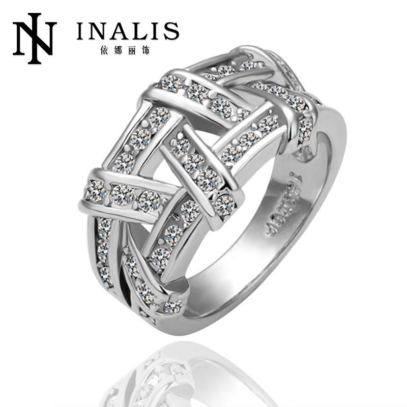 2016 new arrival ring new design gold plated ring