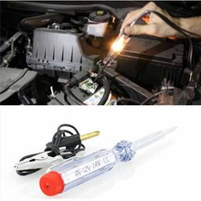 New DC 6V-24V 12V Auto Circuit Voltage Tester Pen Car Truck Motorcycle Electrical Test Detection Repair Tool