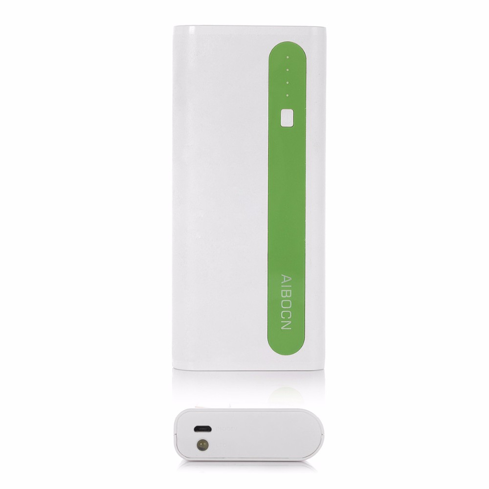 10000mAh Power Bank Dual USB Ports External Battery Charger For iphone Mobile Phone free shipping