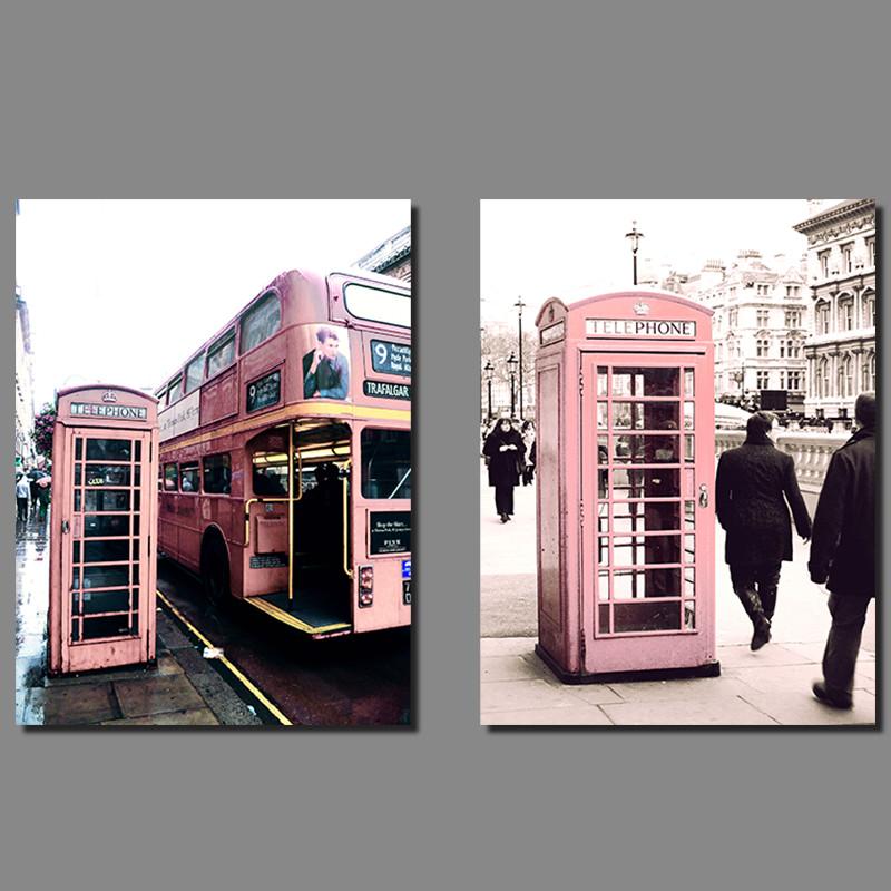Online kopen wholesale roze huistelefoon uit china roze huistelefoon groothandel - Decoratie interieur trap schilderij ...