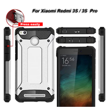 Buy Xiaomi Redmi 3S Hard Case Back Cover Hybrid Tough Shockproof Armor Protective Phone Cases Funda Xiaomi Redmi 3S Pro Case for $3.14 in AliExpress store