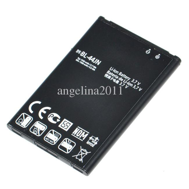 high quality BL-44JN 44JN Battery For LG Enlighten VS700 Connect 4G ms840 ms840 E739 myTouch E739 Mobile phone(China (Mainland))
