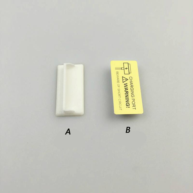 1pc Phantom 4 Battery Charging Port Cover Cap Protector Dust-proof Plug Case Accessory for DJI Phantom4