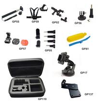 Buy 10 1 Gopro pack accessories Go pro accessories bundle Gopro accessories kit set SJCAM SJ4000/XIAO MI YI CAMERA GP-K21 for $28.92 in AliExpress store