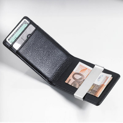 New 2013 Brand Credit Card Holder with Clips Wallets Men