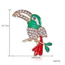 Burung Pelatuk Dragonfly Menelan Bentuk Serangga Bros Pin Biru Merah Hijau Logam Pin Syal Wanita Anak Aksesoris Pakaian Perhiasan(China)