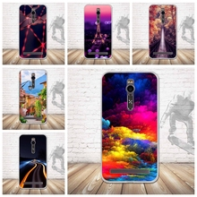 Asus Zenfone 2 ZE551ML Case Luxury 3D Relief Painting Soft Silicon Back Cover ASUS ZE550ML 5.5 inch Phone Cases - Jackie Union Trading Co.,Ltd store