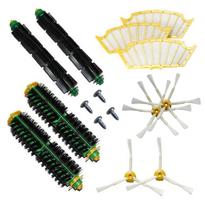 High Quality Accessory Brush for Irobot Roomba 500 Parts 520 530 540 550 560 570 580 Series Vacuum Cleaner Replacement(China (Mainland))