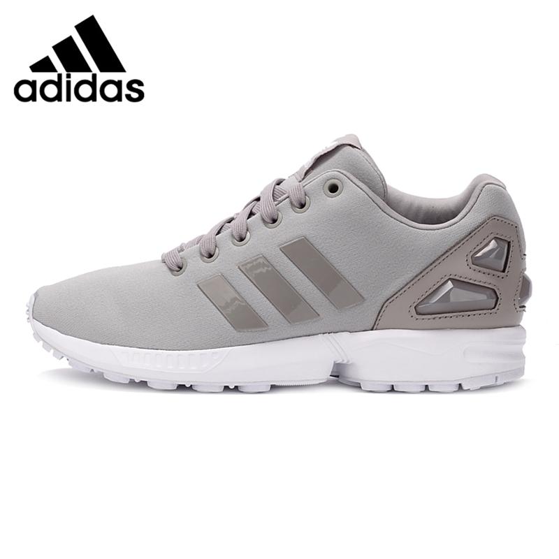 Original New Arrival Adidas Originals ZX FLUX Women\u0027s Skateboarding Shoes  Sneakers