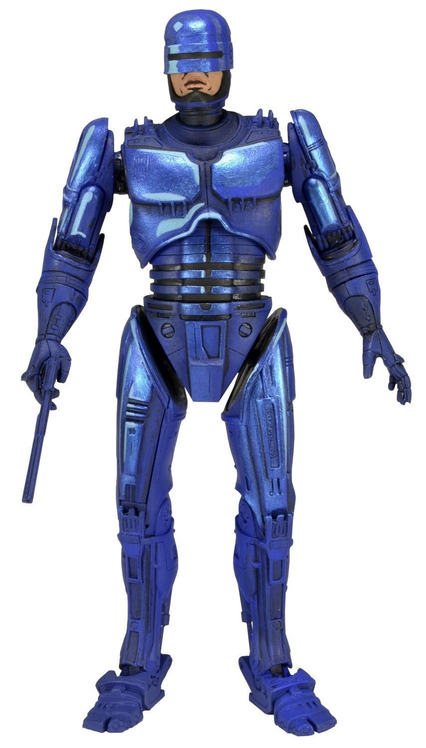 """Free Shipping NECA 7"""" Robocop Classic 1987 Video Game Appearance Action Figure Collectible Model Toy MVFG144(China (Mainland))"""