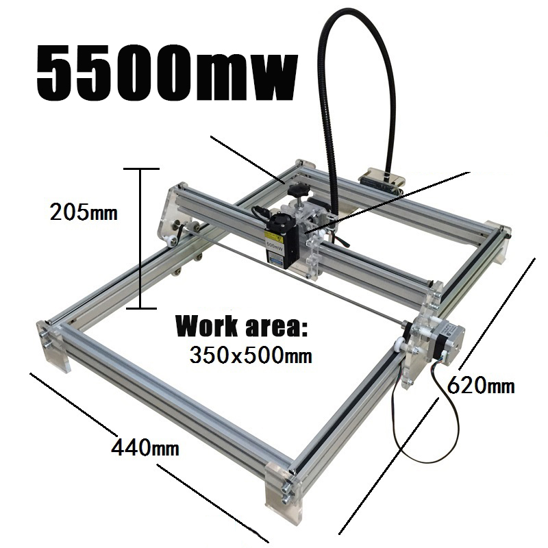 diy laser cutter machine