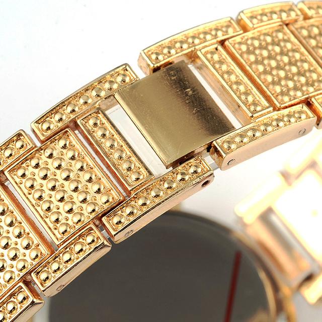 Zegarek damski elegancki z kryształkami różne kolory
