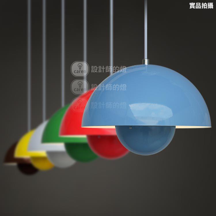 Lamps american bar single pendant light small flower pot(China (Mainland))