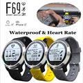 F69 Swimming Smart Band F68 Update Waterproof Heart Rate Smart Wristband Sports Activity Fitness Tracker Bracelet