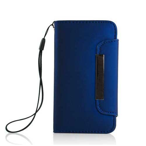 For iPhone 4G 4S 4 Wallet Pouch Wire lines , Leather Case Cover PU single Color Magnetic Flip Card Holder-1pcs.(China (Mainland))