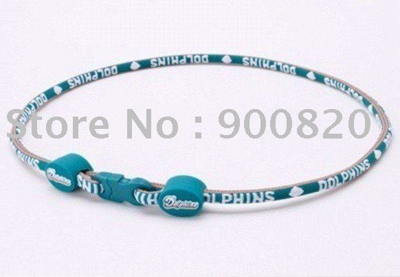 DHL UPS shipping 2011 titanium necklace ncaa necklace football necklace