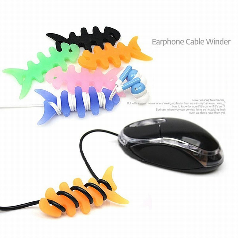 Cute-Fish-Headphone-Earphone-Charge-Cable-Winder-Cord-Organizer-Holder-Stand-for-iPhone-iPod-Mp3-Samsung-Wire-Wrap-Fixer-Manager-1 (3)