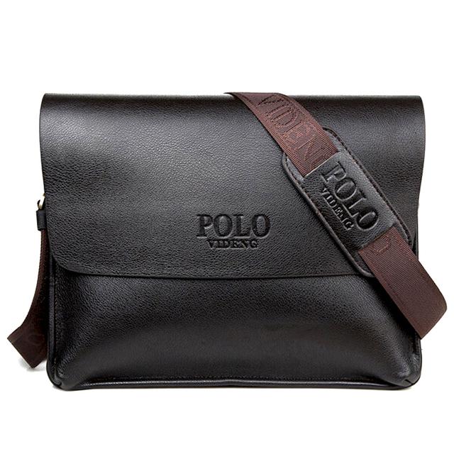 Горячая распродажа известный бренд дизайн кожа мужчины сумка, Свободного покроя бизнес ...