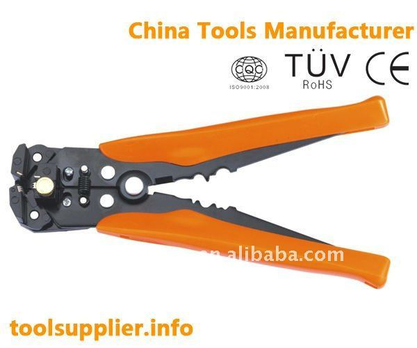 Automatic Stripping Plier HS-882 Stripping tools wire stripper and cutter