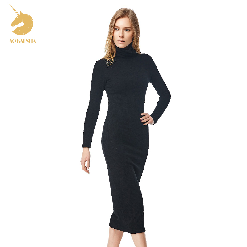Lastest  Black Dress Full Sleeve Sexy Maxi Dresses Longin Dresses From Women39s