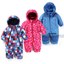 Winter clothing baby romper creepiness service cotton romper windproof romper thermal(China (Mainland))