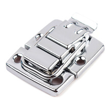High Quality Stainless Steel Chrome Toggle Latch For Chest Box Case Suitcase Tool Clasp 10 Pcs  #67271
